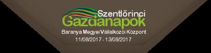 Szentlőrinci Gazdanapok - Agricultural and Food Exhibition